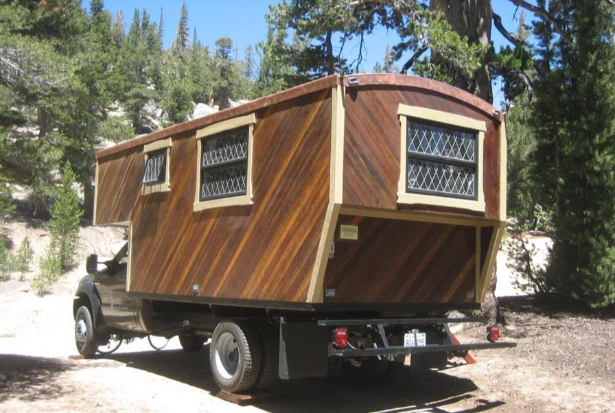 A Lightweight Truck Camper By Yourself