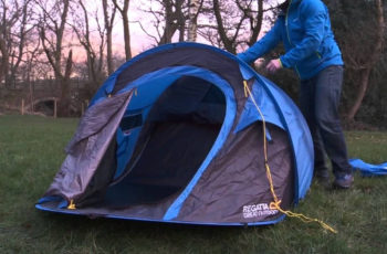 An Easy Guide On How To Fold A Pop Up Tent