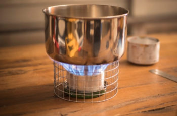An Easy Guideline On The Best DIY Backpacking Stove