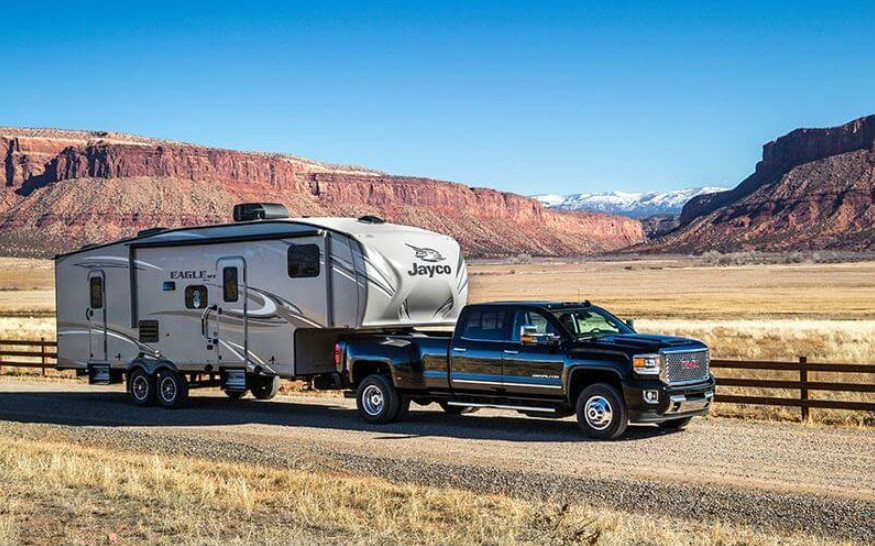 Best Fifth Wheel Hitches For Short Bed Trucks Camper