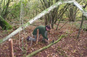 How To Build A Long Term Survival Shelter For Camping Uses