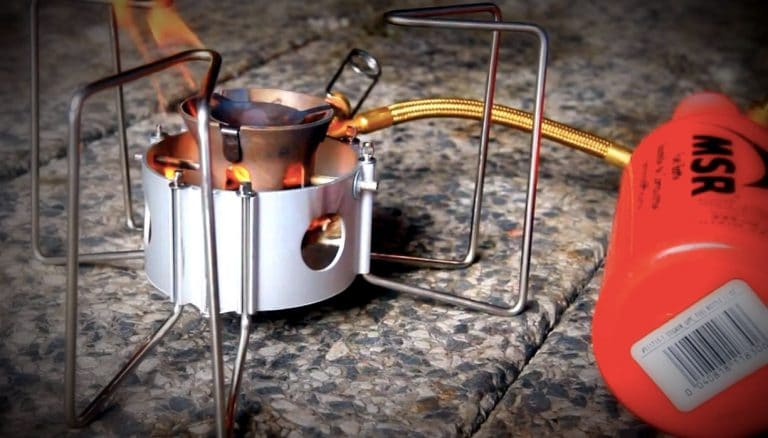 How To Choose The Best Backpacking Stove