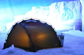 How To Heat A Tent Without Electricity In Winter Camping