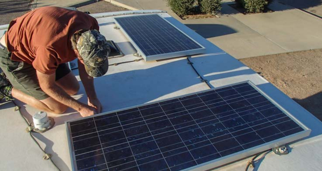 How To Install Solar Panel On RV Quickly And Efficiently