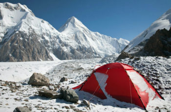 How To Insulate A Tent For Winter Camping