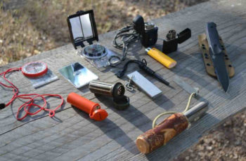 Items Of A Wilderness Survival Kit List