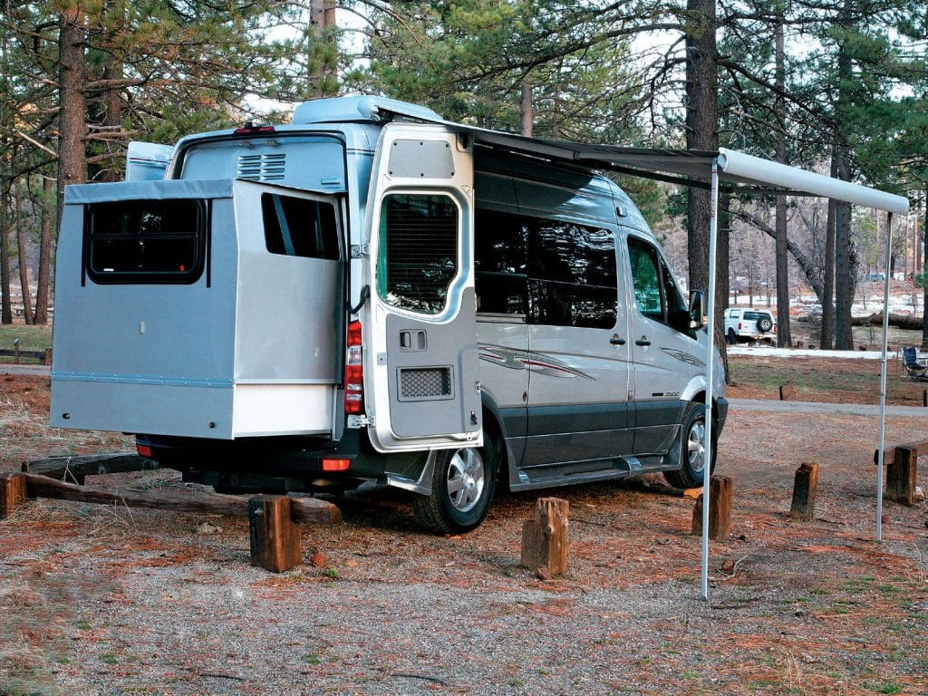 What Is A Class B Motorhomes