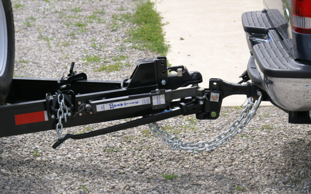 Reese Weight Distribution Hitch