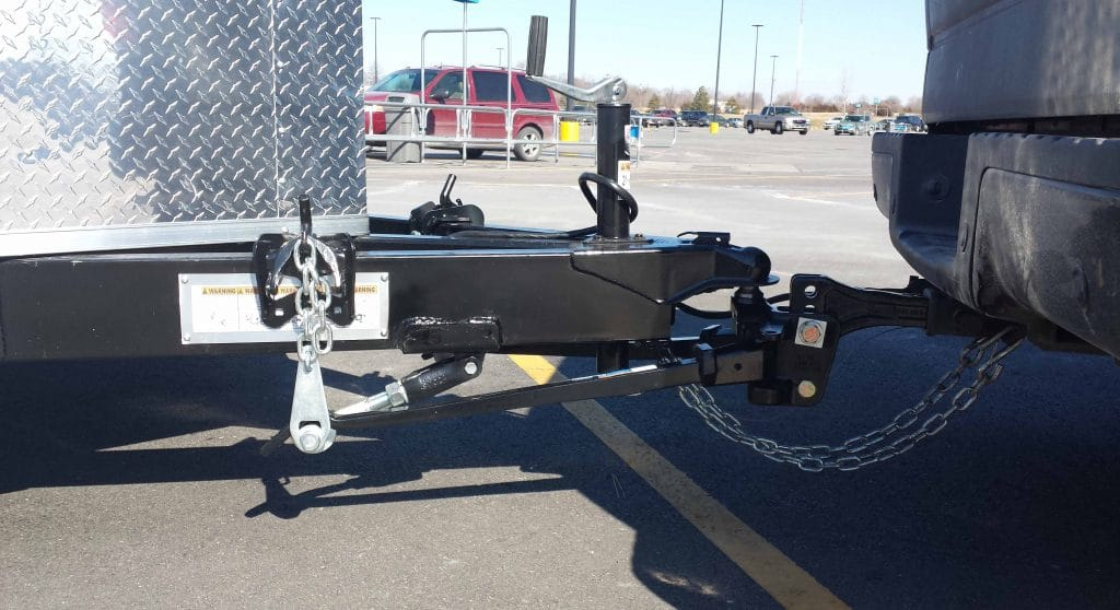 Weight Distribution Hitch Setup For First Timers