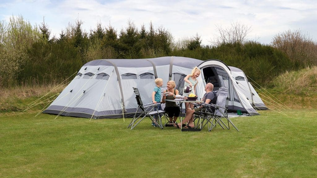 Best Camping Tents You Can Stand Up In