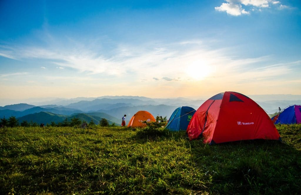 Enjoy a Spring Camping Vacation with the Family