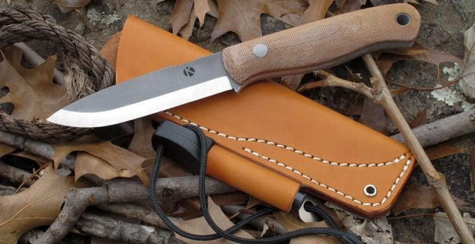 How To Use A Survival Knife