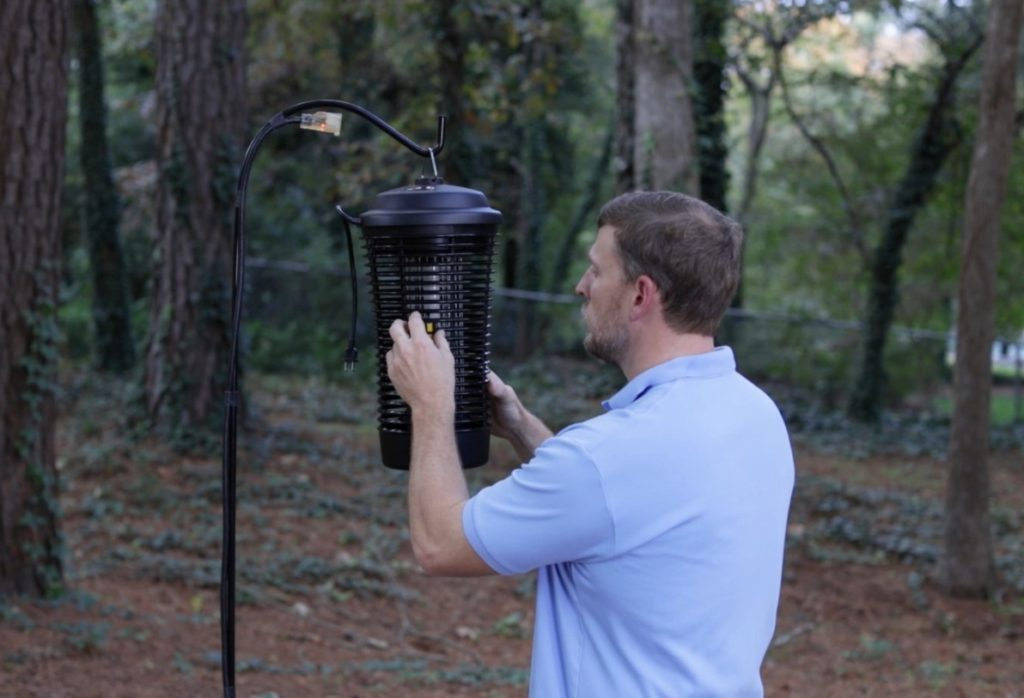 How Do Mosquito Zappers Work